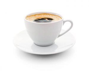 koffie thee staat voor u klaar